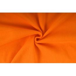 Fleece, micropolar 240g oranžová,  látky, metráž