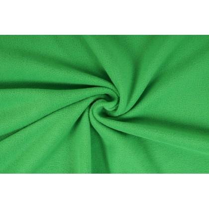 Fleece, micropolar 240g zelená,  látky, metráž