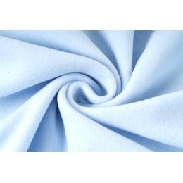 Fleece, micropolar 240g blankytně modrá,  látky, metráž