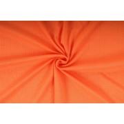 Funkční materiál, tričkovina, oranžová , metráž, látka - VÝPRODEJ - SLEVA 50%