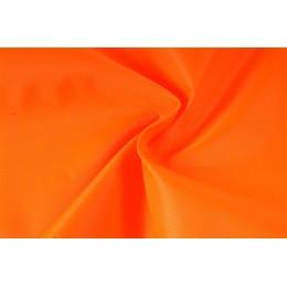 Šusťákovina De  Luxe reflexní oranžová, látka metráž