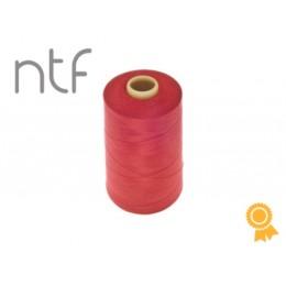 Nit polyesterová univerzální, 5000Y červená