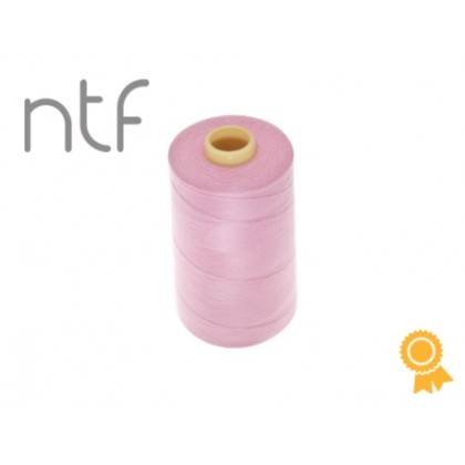 Nit polyesterová univerzální, 1000m růžová