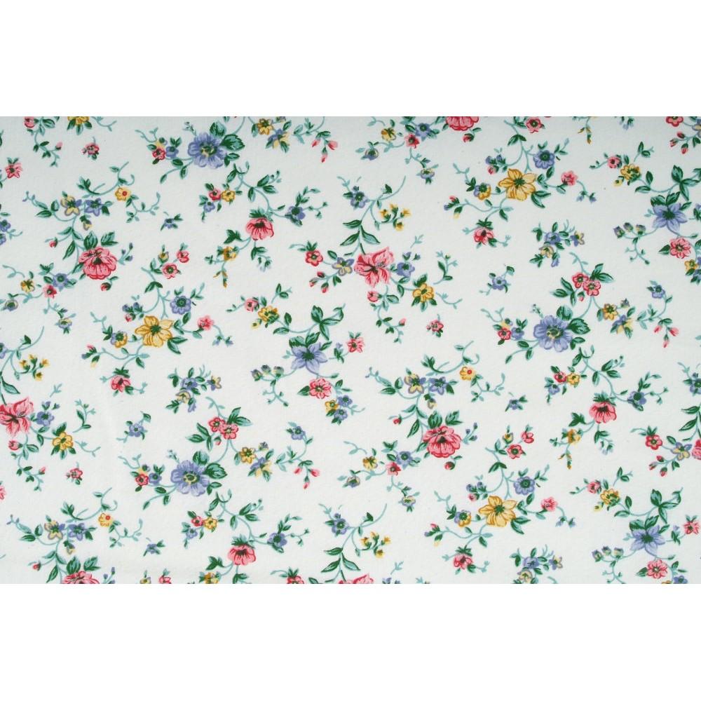 Plátno bavlnené jemné kytičky e1984628bb8