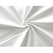 Plátno bavlněné, bílá metráž