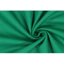 Kepr, montérkovina, pevná bavlněná textilie, zelená, látky, metráž