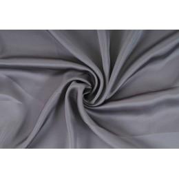 Šífon,chifon, šedá barva, látka, metráž šíře 150 cm, AKCE, SLEVA -40%,