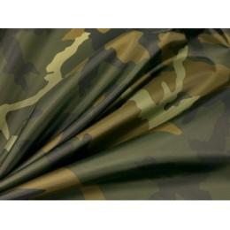 Šusťákovina technická army maskáč, látka metráž