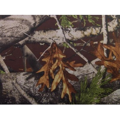 Batohovina, cordura s PVC zátěrem , příroda 2