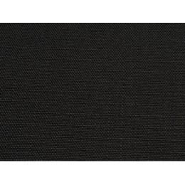 Textilie batohovina s PVC zátěrem černá RIP STOP, látka, metráž