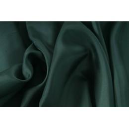 Podšívka polyesterová, zelená,  metráž, látka