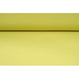 Softshell hořčičná žlutá , metráž, látka funkční materiál