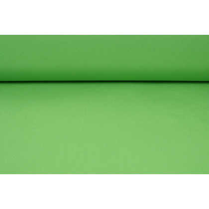 Softshell zelená, limetková, metráž, látka funkční materiál