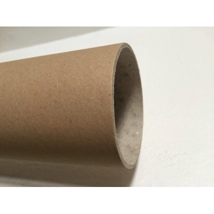 Papírová, lepenková trubka, tubus, 8cm průměr  VÝPRODEJ !