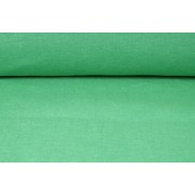 Len zelená, látky, metráž - AKCE VÝPRODEJ 40% SLEVA !